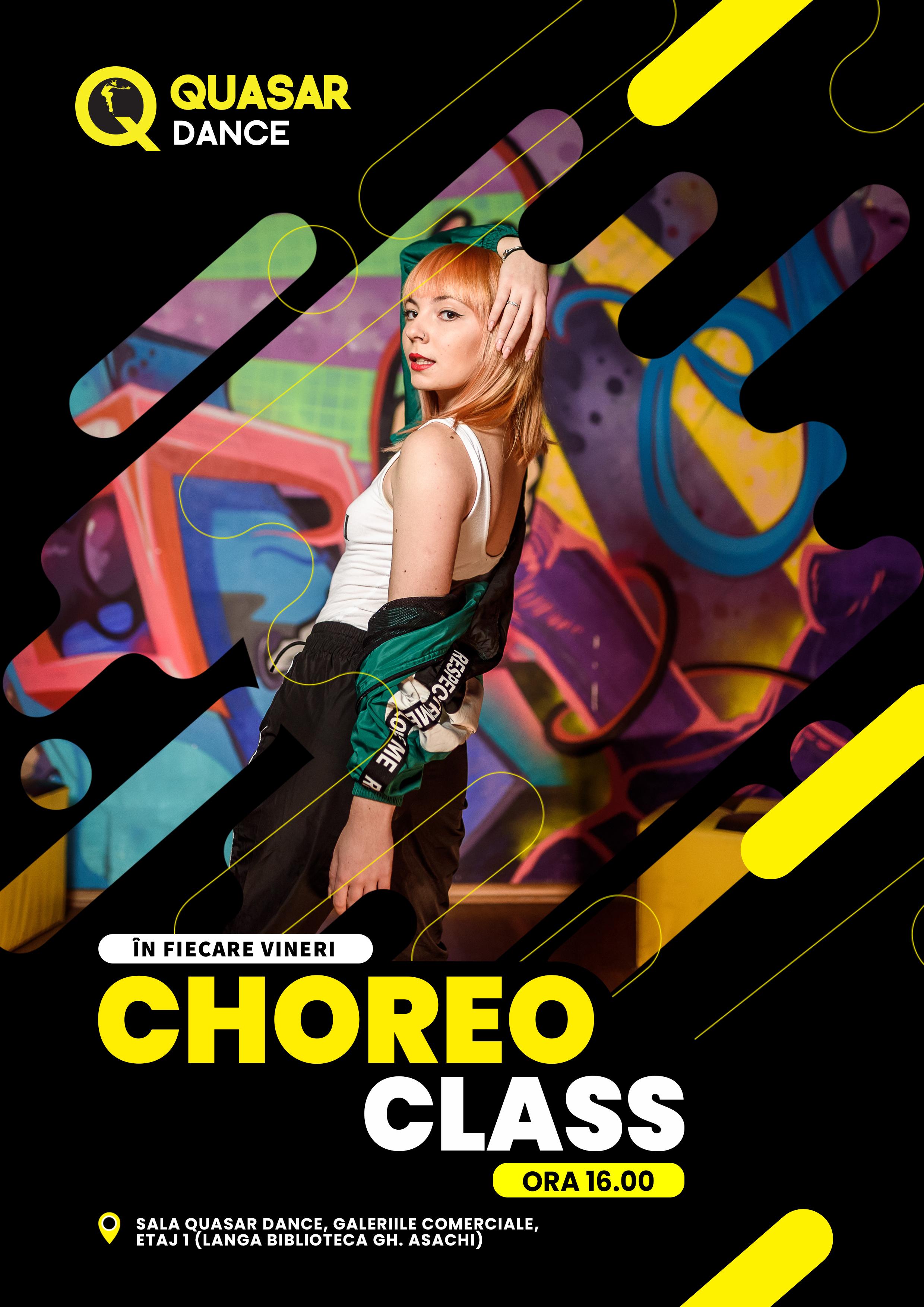 Choreo Class