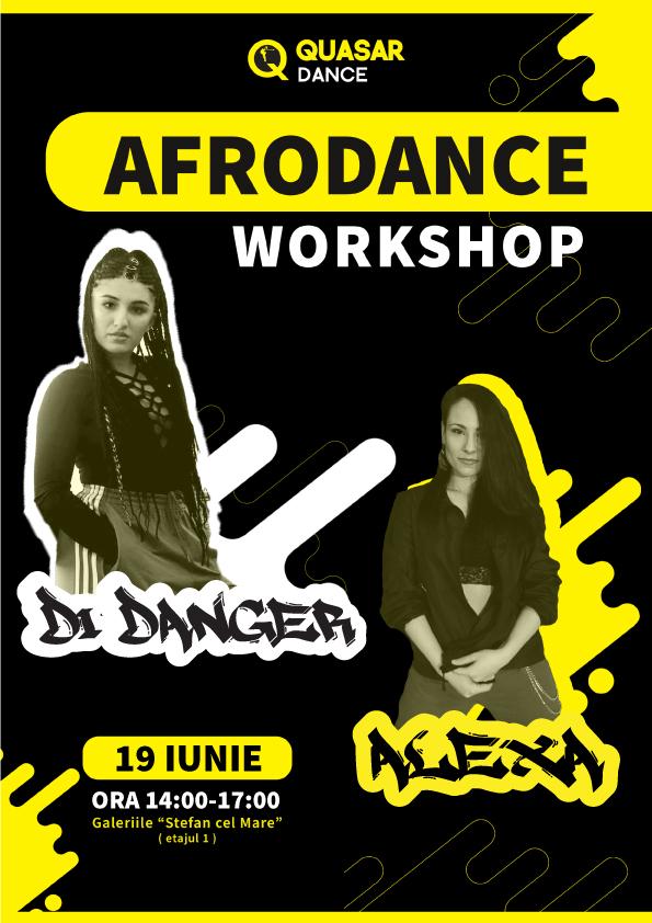 Workshop Afrodance